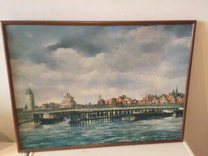Haven Terneuzen en stadhuis