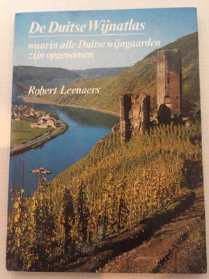 De Duitse wijnatlas Robert Leenaars