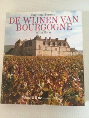 De wijnen van Bourgogne Wina Born