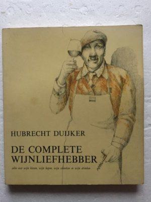 Hubrecht Duijker De Complete Wijnliefhebber