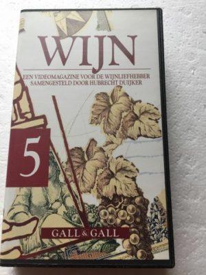 Wijn 5 Gall & Gall