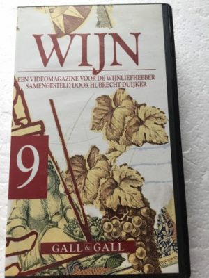Wijn 9 Gall & Gall