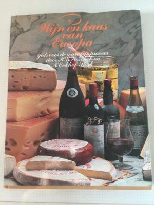 wijn en kaas van Europa