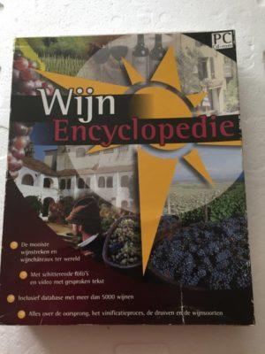 Wijn Encyclopedie op CD-Rom