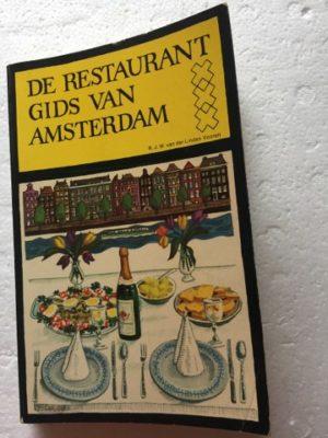 De restaurant gids van Amsterdam