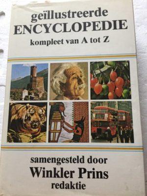 Geïllustreerde encyclopedie A tot Z