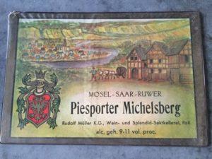 Placemat Mosel- Saar - Ruwer