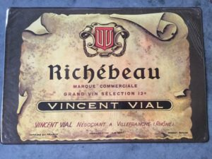 Placemat Richebeau