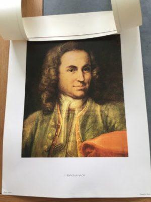 Reproductie J. Sebastian Bach