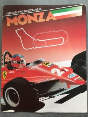 Reproductie Monza Gevin McCleod