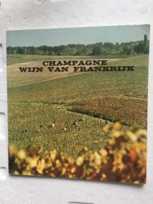 Champagne wijn van Frankrijk