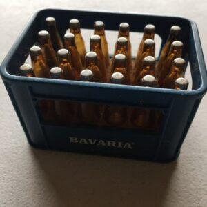 Flesopener bierkratje Bavaria